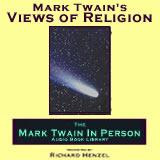 Mark Twain's Views of Religion